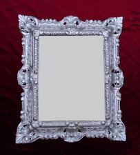 Miroirs argentés rectangulaire pour la décoration intérieure Salon