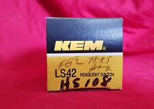 Headlight Switch Kemparts KEM LS42  Chrysler 3747216 CH-2685