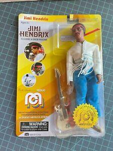 MODERN MEGO JIMI HENDRIX 8-INCH FIG MOSC