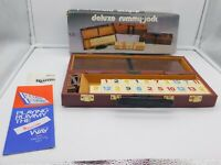 Vintage Deluxe Rummy Jack Rummy-Jack Rummikub Game