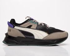 Puma Mirage Sport Premium Para Hombre Negro Gris De Baja Estilo de vida informal Tenis Zapatos
