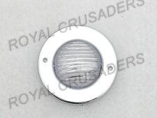 NEW WILLYS CJ-3B CJ3 CJ5 CJ6 JEEP PARKING TURN SIGNAL LIGHT RING (PLASTIC)