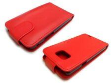 Handytasche für Samsung Galaxy S2 i9100 Tasche Schutz Hülle etuis Case Rot