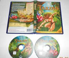 DVD Walt Disney Tarzan   2-Disc Special Edition   Z4A  mit Hologramm  95