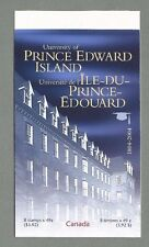 CANADA 2004 Booklet - UNIVERSITY of PRINCE EDWARD Isl. - 8 @ 49c. - Complete MNH