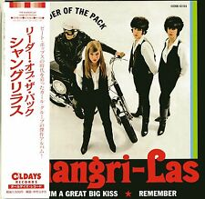 SHANGRI-LAS-LEADER OF THE PACK-JAPAN MINI LP CD BONUS TRACK C94
