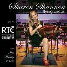 Shannon Sharon-Flying Circus  CD NEW