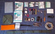 EDC Emergency Survival Kit Bushcraft Multi Tools emergency kit prepper BOB