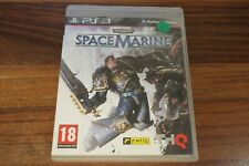 WARHAMMER 40 000  SPACE MARINE    ----- pour PS3