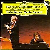 Violin Sonatas Op.30 (Kremer/argerich) CD (1999) Expertly Refurbished Product
