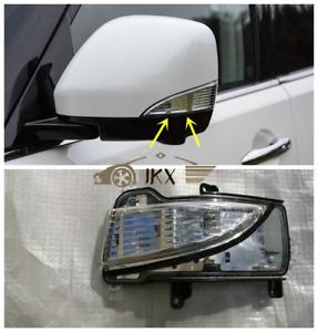 LH Rear View Mirror Trun Signal Lamp l For Infiniti QX56 2011-13/QX80 2014-18
