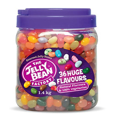 The Jelly Bean Factory Huge Flavours, 1.4Kg