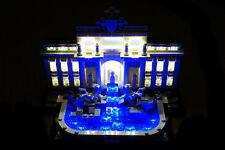 New Light Kit Trevi Fountain Lighting Kit for Lego 21020 usb powered  bricklite