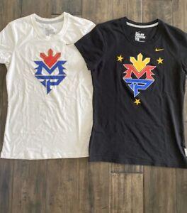 Nike Team Manny Pacquiao Shirts