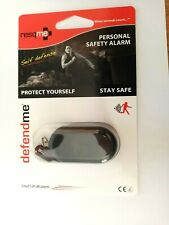 Resqme Defend Me Personal Safety Alarm 120dB