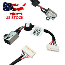 AC DC POWER JACK CABLE SOCKET FOR Dell Precision 15 5510 & DELL XPS 15 9550 P56F