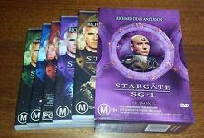 StarGate SG-1 Complete Season 5 Box Set - Richard Dean Anderson
