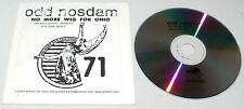 Odd Nosdam | No More Wig For Ohio CD Promo Dave Madson