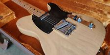 Fender Telecaster vintage '52 reissue 1982 blonde american Fullerton
