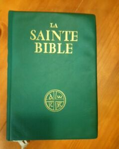 LA SAINTE BIBLE EDITIONS DU CERF