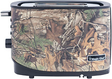 Magic Chef Mcl2Strt Realtree Xtra 2-Slice Toaster, Camouflage