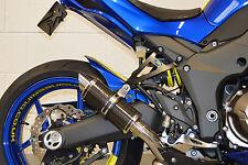 Kawasaki Z1000 2015 SP Engineering Alloy Black Exhaust Hangers (Pair)