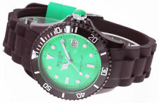 Madison New York Candy Time Black Line unisex schwarz grün U4486-10/1 NEU