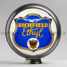 """Richfield Ethyl 15"""" Limited Edition Gas Pump Globe (15.344)"""