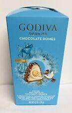 Godiva Milk Chocolate Domes Coconut Crunch 4.3 oz Exp. 09/20