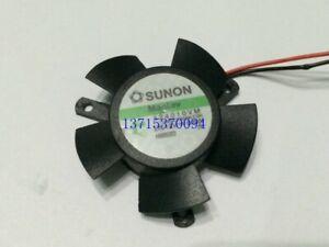 NEW For MSI graphics card fan SUNON 124010VM 12V 0.6W