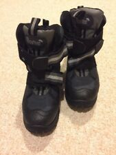 Weather  Childs Winter Snow Boots Size 2M EUC