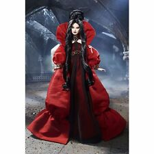 NRFB Haunted Beauty Vampire Barbie Collector Doll McQueen Inspired