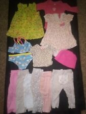 Darling Baby Girl 3-6 Month 13 Pc Lot
