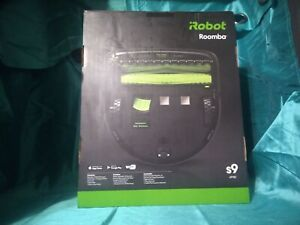 iRobot Roomba S9 (9150) Wi-Fi Connected Robot Vacuum NEW SEALED BOX NEVER OPENED