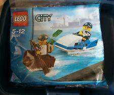 Daily Mail lego promo Wed City police watercraft  30227 BNISP polybag