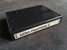Jeu original NEO GEO MVS Aero Fighters 2 en Très bon état et fonctionnel