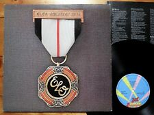 Electric Light Orchestra ELO - Greatest Hits - NL 1979 + OIS + Texte - JET LX525
