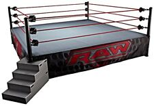 WWE Wrestling Elite Scale Ring Playset [Raw]