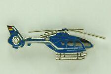 Pin Hubschrauber Helicopter EC 135 BGS Bundesgrenzschutz kobaltblau
