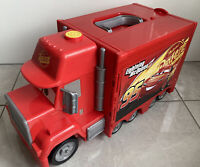 Disney Cars Macks Mobile Tool Center With Sounds! Lightening McQueen