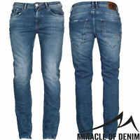 M.O.D Herren Jeans Ricardo Slim Fit NOS-1002-2109 Hose NEU Stretch Leg Denim MOD