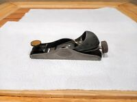 Stanley No. 60 1/2  Low Angle Adjustable Throat Block Plane. Good User Plane