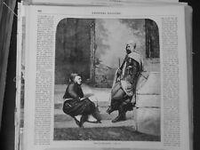 1862 UI COSTUMES SPAHIS INDIGENES