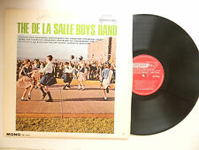 The De La Salle Boys Band LP ~ London Int.91416 VG++