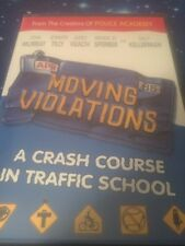 Moving Violations Dvd Rare And Oop
