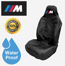 BMW M SPORT LOGO CAR SEAT COVER | PROTECTOR | TOP QUALITY | M POWER | WATERPROOF