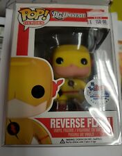 FUNKO POP REVERSE FLASH DALLAS COMIC CON 39