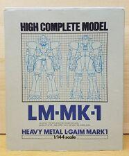 HCM Heavy Metal L-Gaim Mk-II Action Figure Bandai US Seller Super Robot Wars