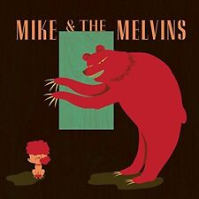MIKE & THE MELVINS - THREE MEN AND A BABY  CD NEU