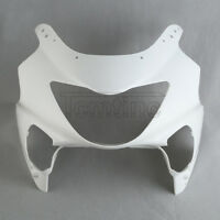 Unpainted ABS Front Upper Cowl Fairing Nose For Honda CBR600 F4 1999-2000 99 00
